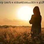 Recovery isn't a Situation…it's a Gift