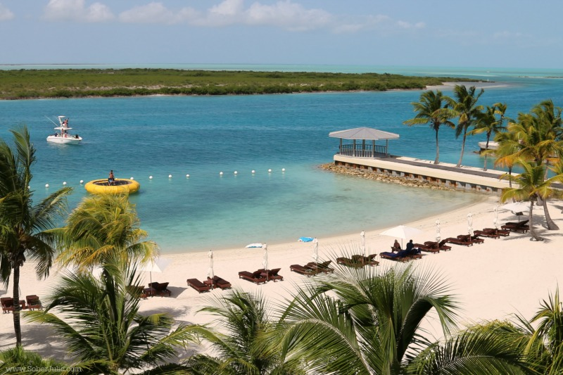 blue haven turks and caicos beach