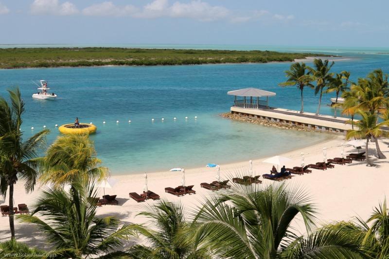 blue haven turks and caicos beach