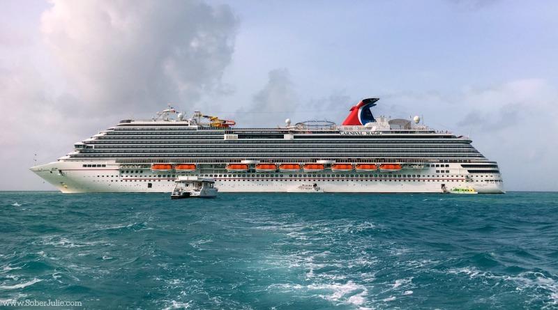 carnival cruise magic ship