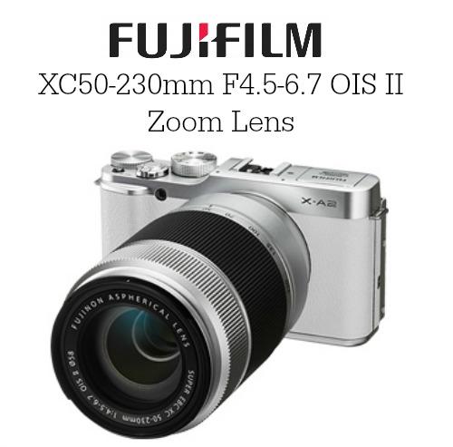 fujifilm x-a2 xc50-230