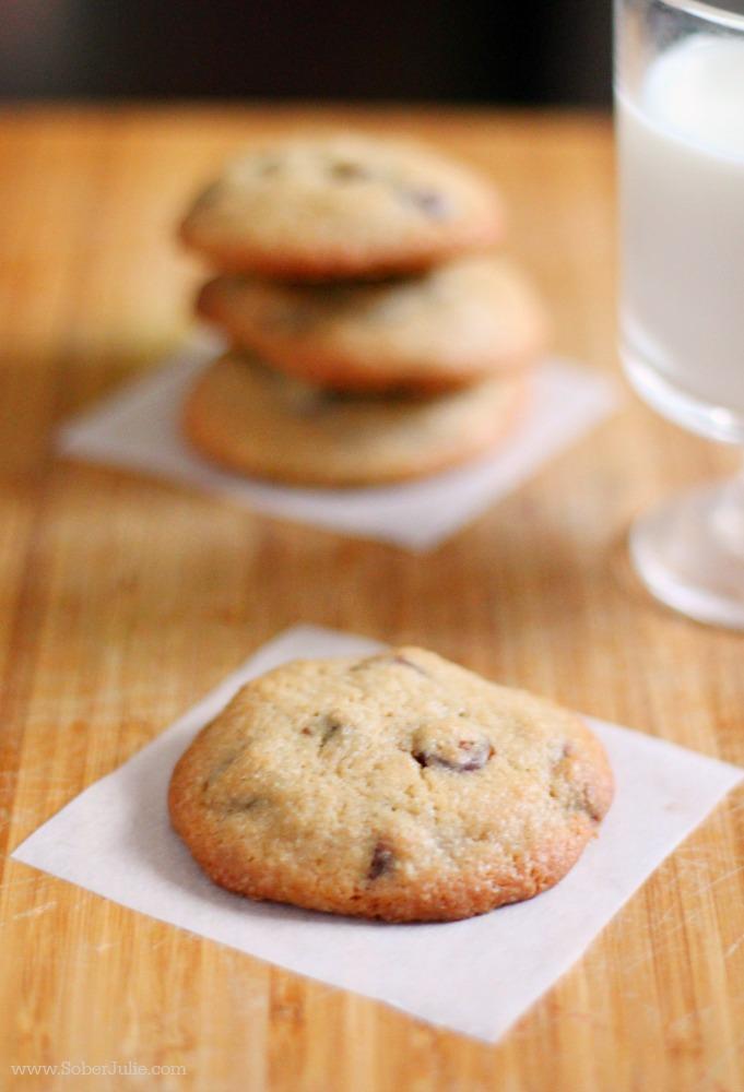 soft chocolate chip cookies recipe soberjulie