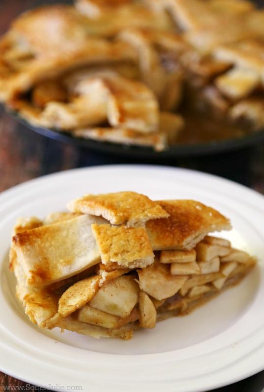 apple pie recipe a delicious slice