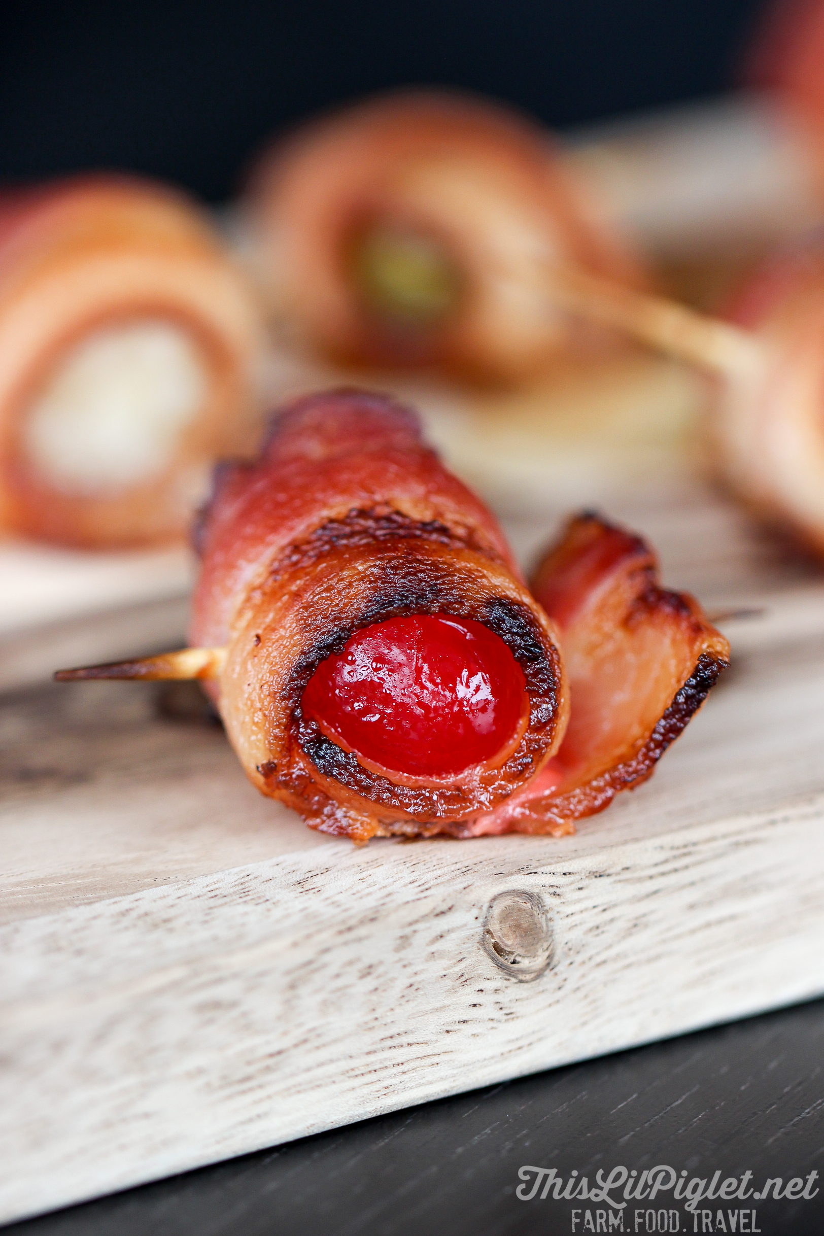 Bacon Wrapped Jalapeno Popper Appetizer Recipe - Sober Julie