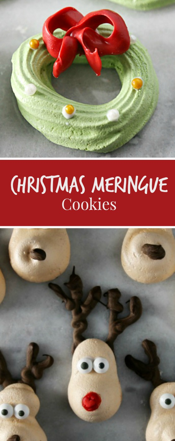 christmas-meringue-cookies