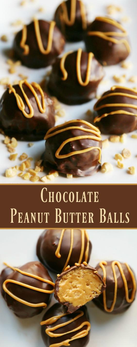 chocolate-peanut-butter-balls-easy-dessert-recipe