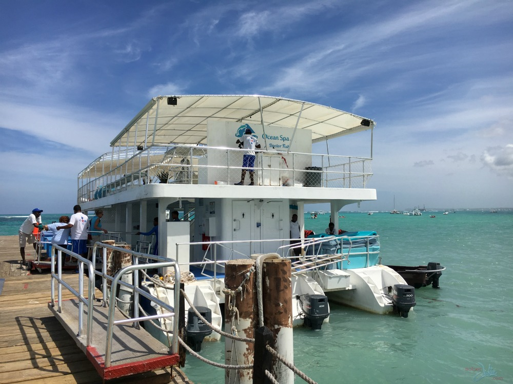 dr-fish-ocean-spa-excursion-from-punta-cana-boat