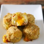 Cheesy Loaded Potato Balls Recipe