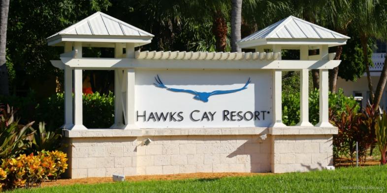 hawks-cay-resort-florida-sign