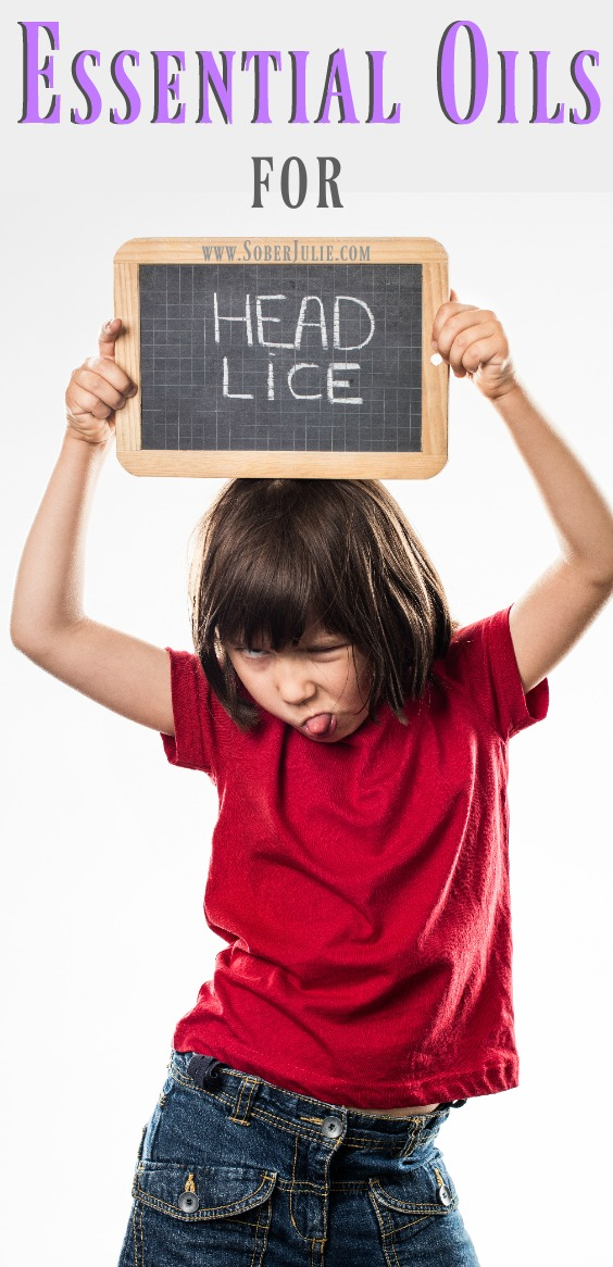 how to use essential oils for head lice
