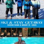 Bring the Kids for a Ski and Stay Getaway at Casino Rama and Mount St. Louis