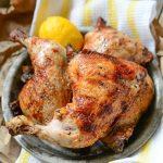 Grilled Garlic Lemon Chicken Recipe