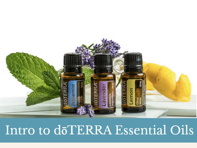 Ongekend Intro to dōTERRA Essential Oils - Sober Julie DF-12