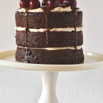 Super Simple Black Forest Cake Recipe